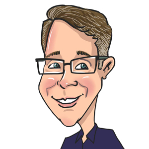 crazyben digital caricatures - Caricaturist - Toronto, ON