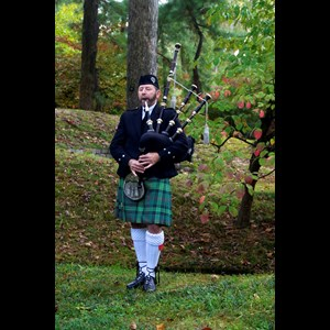 University of Richmond Bagpiper | David Ross