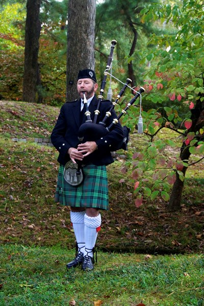David Ross - Celtic Bagpiper - Richmond, VA