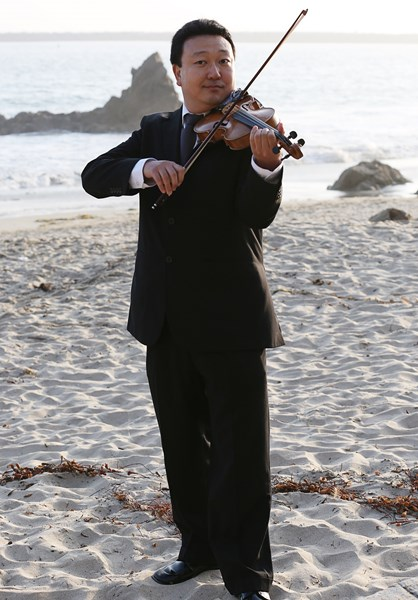 William Yun Violin - Jopa String Quartet - Violinist - Los Angeles, CA