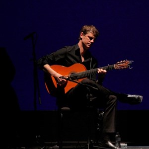 Albuquerque, NM Flamenco Guitarist | Calvin Hazen