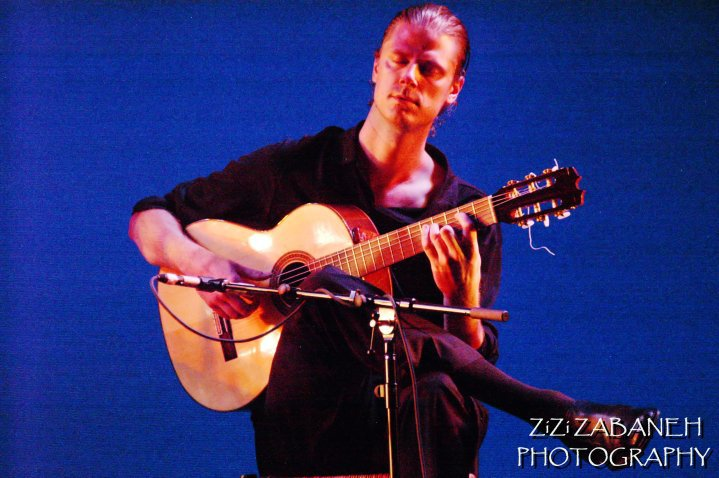 Calvin Hazen - Flamenco Guitarist - Albuquerque, NM