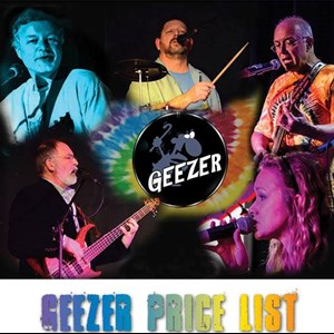 Shelby, NC Classic Rock Band | Geezer