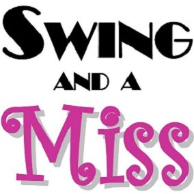 Oslo 80s Band | Swing and a Miss
