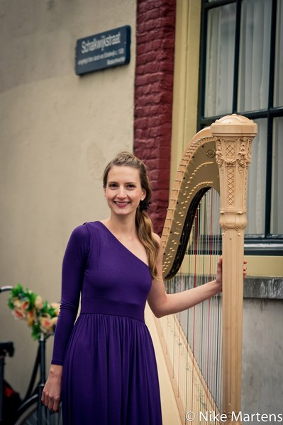 Ruth Bennett - Classical Harpist - Center Moriches, NY