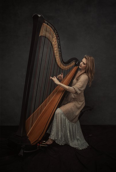Ruth Bennett - Harpist - Center Moriches, NY