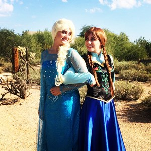 Tempe Princess Party | Magical Meetings Character Greetings!