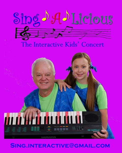 Sing*A*Licious, Interactive Kid's Show - Children's Music Band - Schaumburg, IL