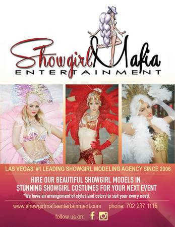 SHOWGIRL MAFIA ENTERTAINMENT - Costumed Character - Las Vegas, NV
