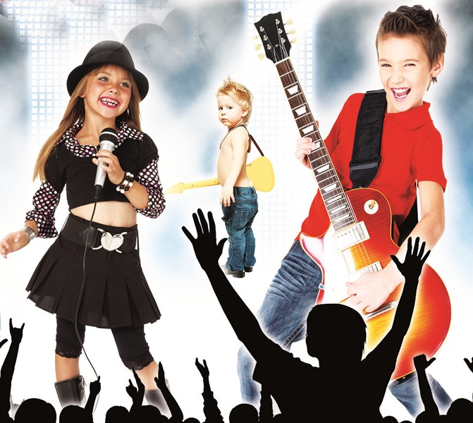 Kids Rock Star Party - Children's Music Band - Huntington Beach, CA