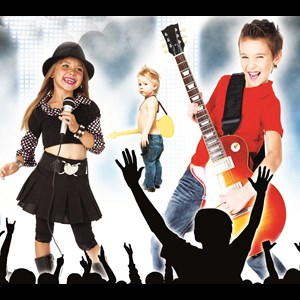 Chula Vista Children's Music Band | Kids Rock Star Party