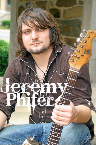 Jeremy Phifer - Country Band - Paris, TX