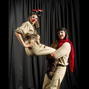 Portland, OR Circus Performer | A Little Bit Off