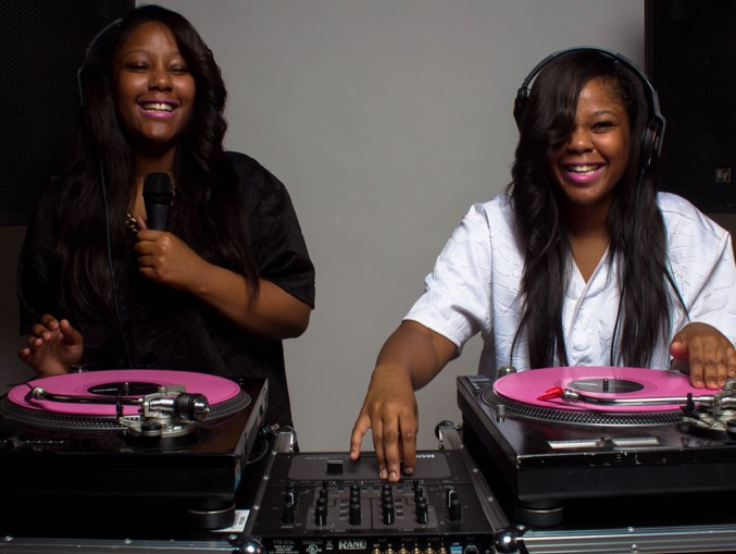 DJ Tootz (Your Favorite Twins on the 1's & 2's) - DJ - Memphis, TN
