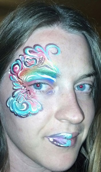 BlushingPeachArt Face Painting - Face Painter - Gilbert, AZ