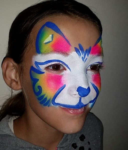 Fairytale Faces - Face Painter - Plympton, MA