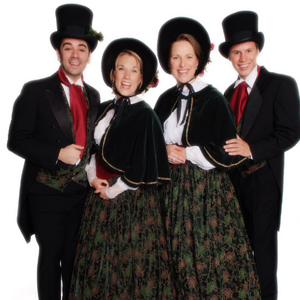A Little Dickens Carolers - Christmas Caroler - Los Angeles, CA