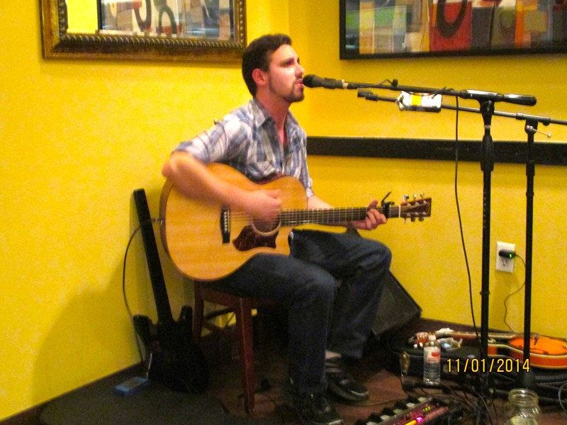 David Joseph Virone - Acoustic Guitarist - Memphis, TN