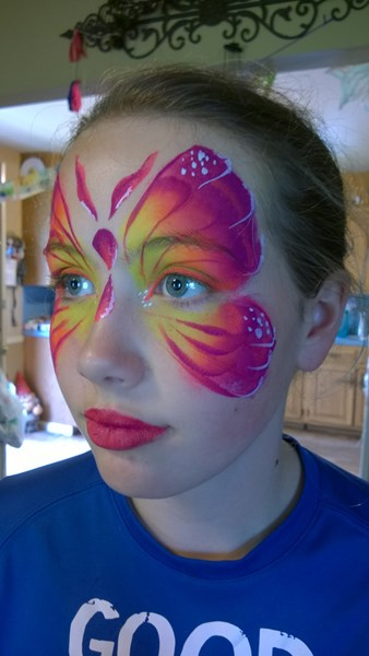 Mimzy's Ohio Face Painting Etc - Face Painter - Milford, OH