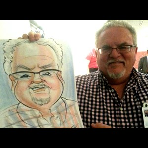 Johnston City Caricaturist | Caricatures By Haram