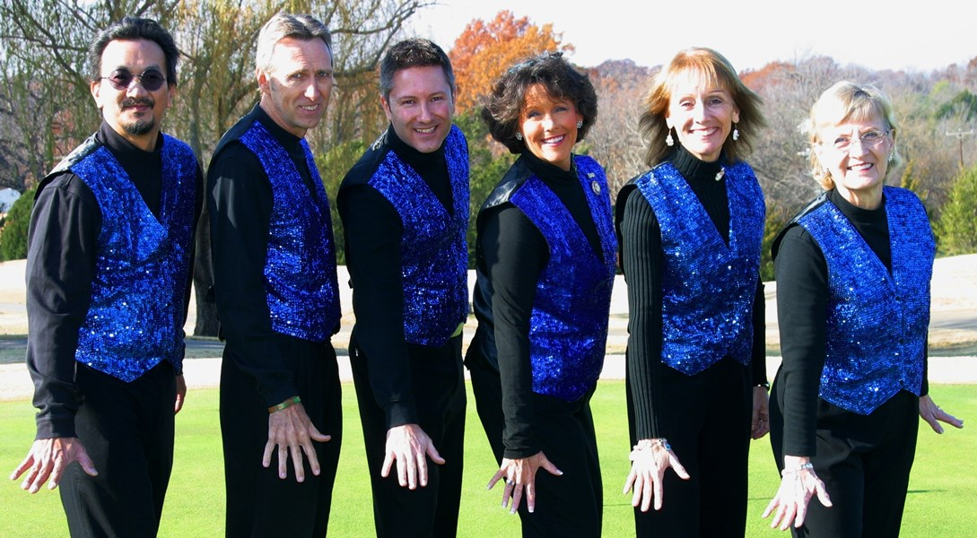 D'Jazzters Vocal Band - A Cappella Group - Allen, TX
