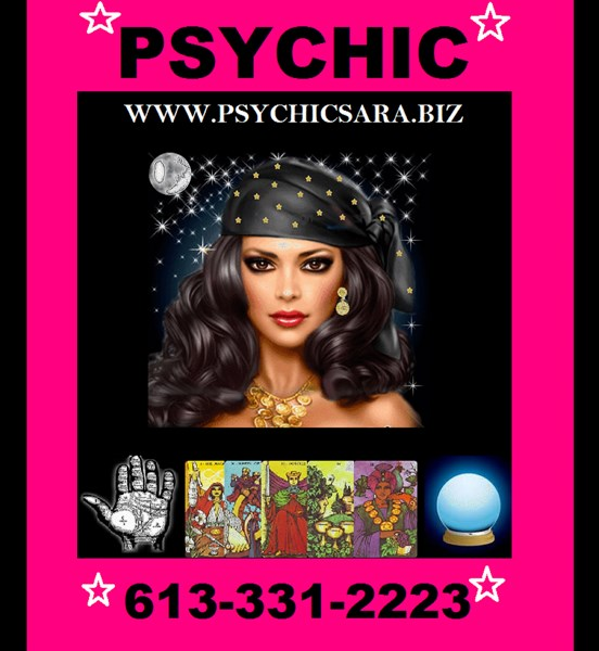 MASTER PSYCHIC AND SPIRITUAL HEALER SARA - Business Speaker - Kingston, ON