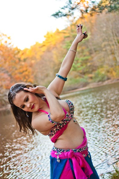 Layan - Belly Dancer - Montreal, QC