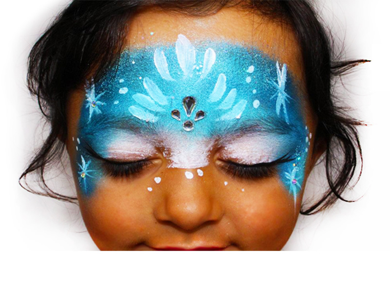 Flashy Faces - Face Painter - Dallas, TX
