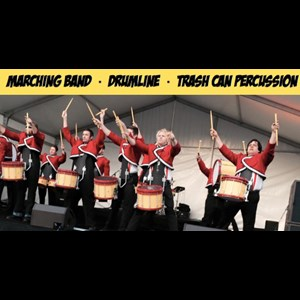 Tempe Marching Band | BOOM! percussion entertainment