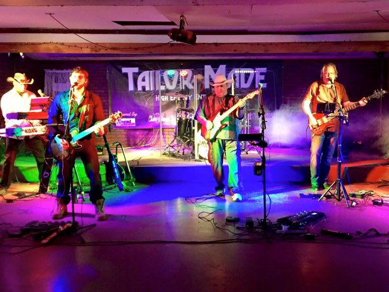 Tink Bennett & Tailor Made - Country Band - Cortland, NY