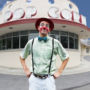 Center Lovell Clown | Crickett