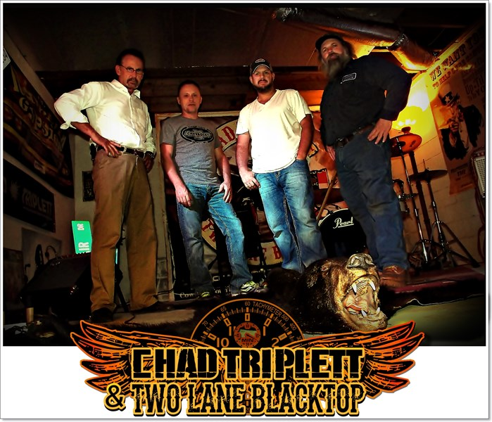 Chad Triplett & Two Lane Blacktop - Country Band - Lenoir, NC