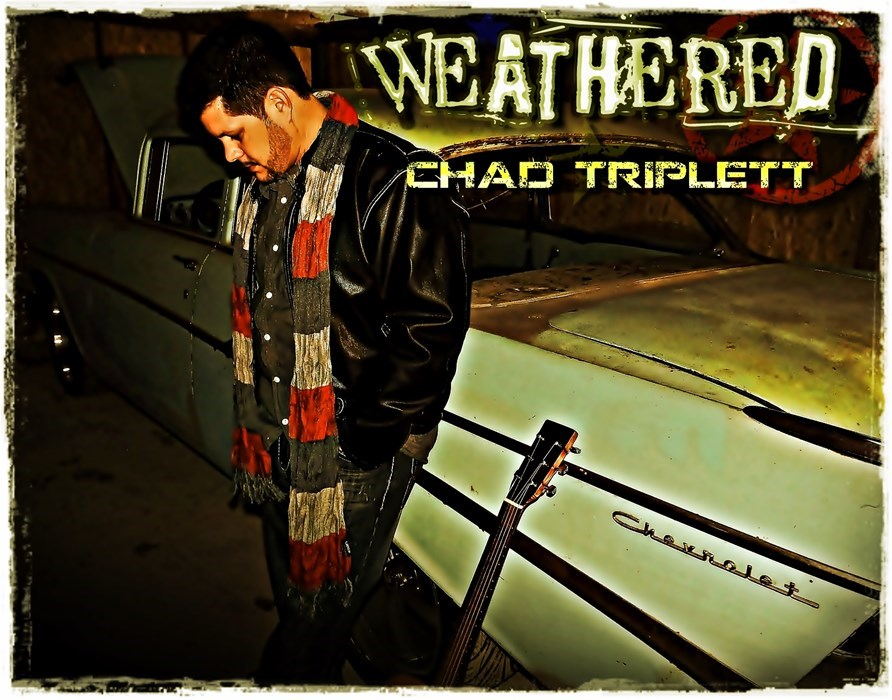 "Chad's Debut Album ""Weathered"""