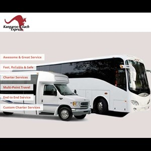 Apulia Station Party Limo | Kangaroo Coach Express