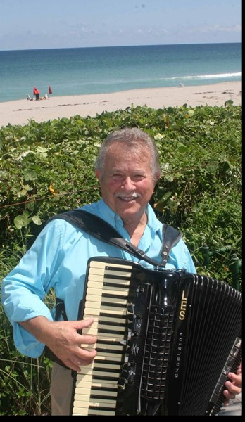 Les Gugel - Accordion Player - Palm Beach, FL