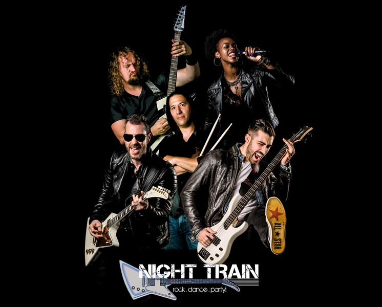 Night Train - Rock Band - San Francisco, CA