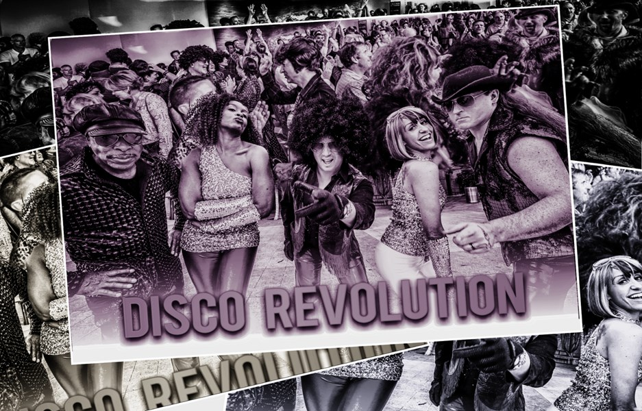 Disco Revolution - Dance Band - Sacramento, CA
