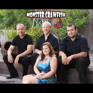 Kokomo Wedding Band | Monster Crawfish