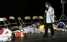 Robinn Lange Stage Hypnosis & Mentalist Shows | Warrenville, IL | Hypnotist | Photo #7