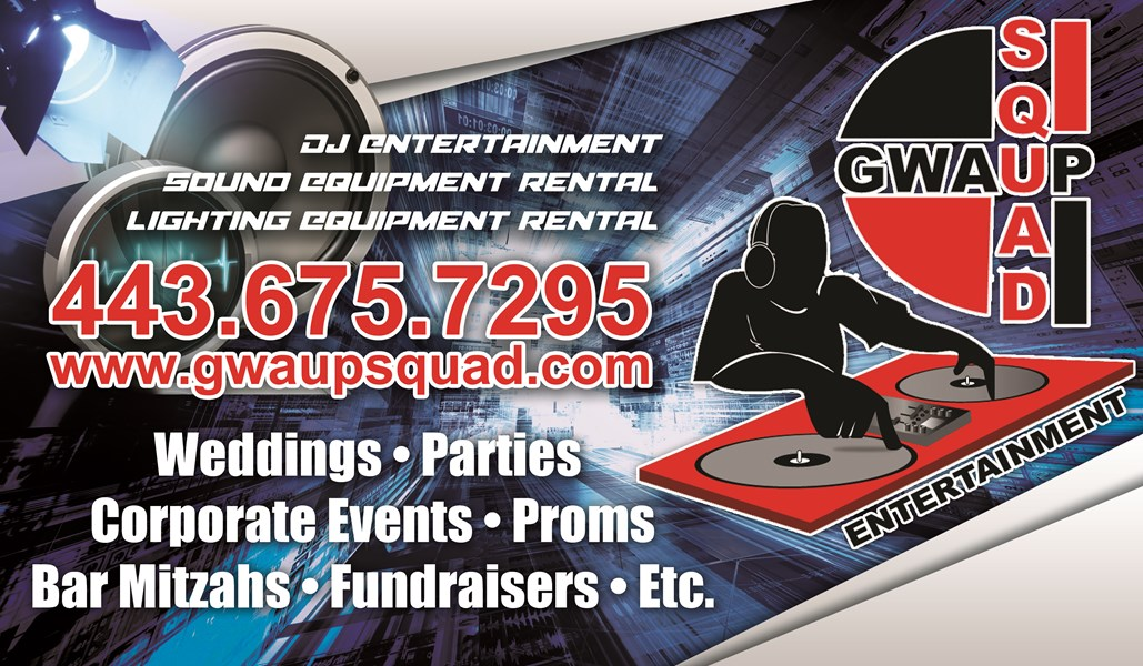 Gwaupquad Entertainment - DJ - Baltimore, MD