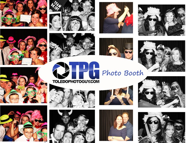 ToledoPhotoGuy - Photo Booth - Toledo, OH