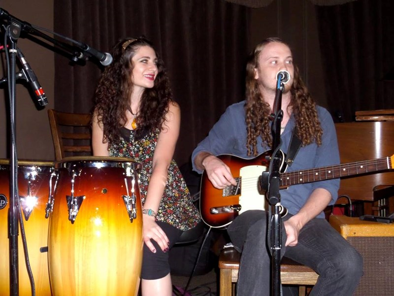 Rheal & Sofia - Acoustic Band - Nashville, TN