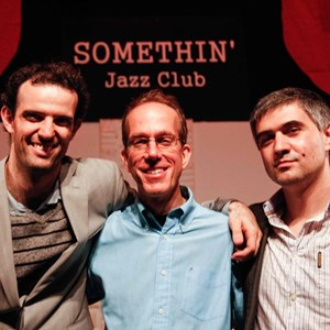 Trenton Blues Trio | JOHN ALLEN WATTS BRAZILIAN TRIO