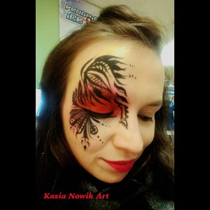 Greene Face Painter | Magic Marker Face painting, Caricatures, and More!