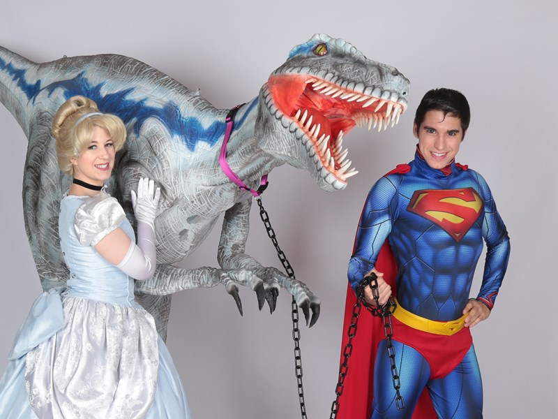 Spectacular Party Entertainment Inc. - Costumed Character - Cleveland, OH