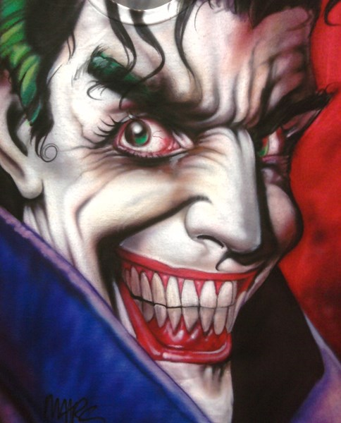 AIRBRUSH Art by Marc - Airbrush T-Shirt Artist - Fort Lauderdale, FL