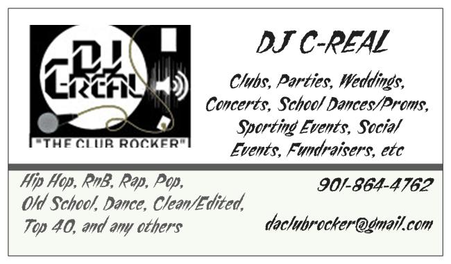 DJ C-REAL - Club DJ - Chattanooga, TN