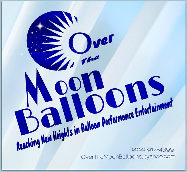 Over The Moon Balloons - Balloon Twister - Atlanta, GA