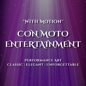 Santa Fe Ballroom Dancer | Con Moto Entertainment