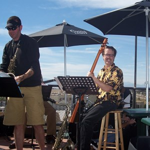 Nathrop Jazz Duo | Bill Wissing Jazz Ensemble